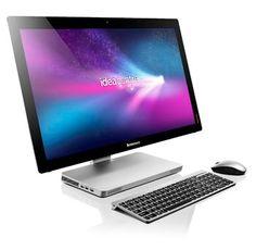 Der 27 Zoll Rechner von Lenovo
