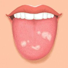 Dilinizde Bunları Farkettiyseniz Vücudunuz Uyarı Veriyor Demektir - Güzellik Olsun Sore On Tongue Remedy, Tongue Sores, Mouth Sores, Cold Sore On Tongue, Black Tongue, Menopause, Allergies, Vitamin B12, Immune System