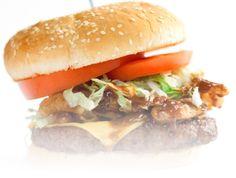 Fricker's - Big Frickin' Burger (One Pound)