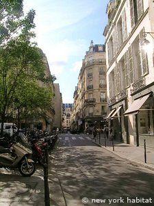 The charming streets of Le Marais :-)