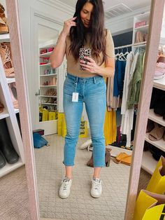 Nordstrom jeans sale - up to 40% off TOP picks from Anniversary! - Mint Arrow #mintarrow #jeans #nordstrom #nordstromjeans #momjeans #skinnyjeans #style #ootd #falloutfits Paige Jeans, Mom Jeans, Nordstrom Jeans, Mother Denim, Nordstrom Anniversary Sale, Best Jeans, Jeans For Sale, Cropped Skinny Jeans, Girly Girl