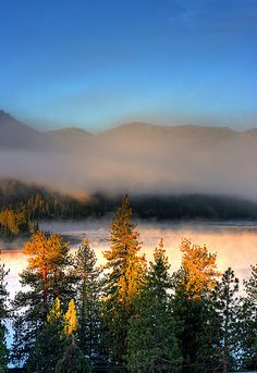 Donner Lake, Truckee, California; photo by Tom Falconer