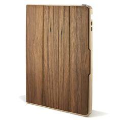 Grovemade Walnut iPad Case