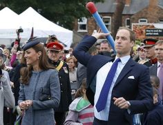 Kate And William: Three Years Of Funny Photos