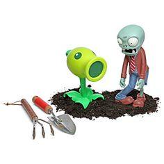 ThinkGeek :: Plants vs. Zombies Lawn Ornament