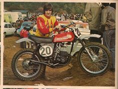 Toni Arcarons Montesa Cappra 75 - Trofeo 1976