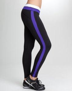 Bebe Colorblock Sport Leggings