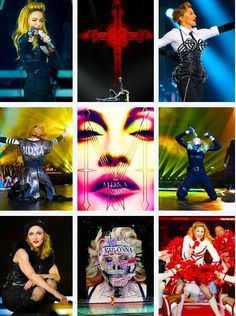 Twitter / MDNADailyTweets: MDNA Tour today celebrates ...