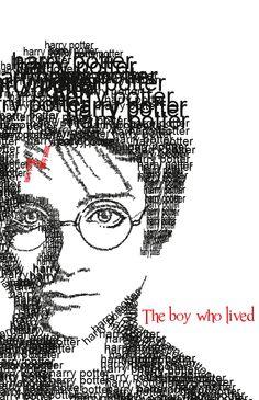 Harry Potter Typeface by ~christiehawkso22 on deviantART