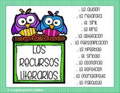La Poesia & Recursos Literarios - Spanish Poetry ...
