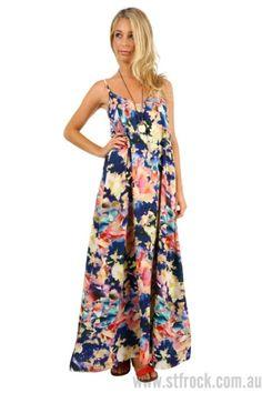 Lulu maxi dress sheikess