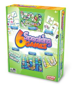 Six Speaking Games Box Set