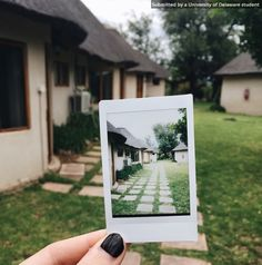 Holt Querey shows us the village her nursing trip is staying in South Africa.