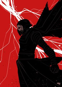 Kylo Ren by DenisM79