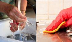11 truques para economizar tempo na limpeza da casa