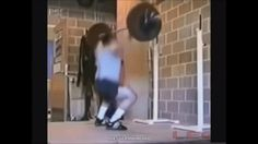 Never seen before gym fail gifs