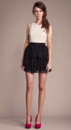 UNTIL THE END OF TIME SKIRT BLACK $99- CALL SPLASH TO ORDER 314-721-6442