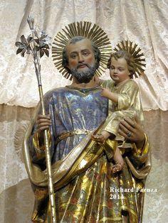 Saint Joseph of Rabat Malta by fajjenzu, via Flickr