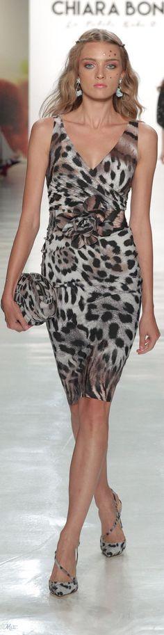 e1a6b8044c55 Spring 2018 RTW Chiara Boni La Petite Robe. Viola Ioffredo · Leopard Dresses