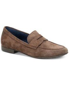445b4c3319f Born Men s Dave Penny Moc-Toe Slip-On Loafers - Black 10