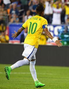 El popular Neymar.