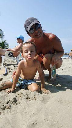 Día de playa con mi mono Jumpsuit, Lifestyle