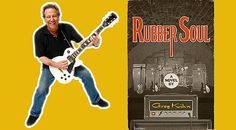 """The Word is Good: Greg Kihn's 'Rubber Soul'   Whopperjaw  """"After seeing the Beatles , every guy in school came back on Monday morning with his hair combed forward,"""" says musician-author Greg Kihn. """"We changed the direction of our hair, and of our lives."""" Kihn's 'Rubber Soul' is a thriller that combines historical fiction with mop-topped hijinks."""