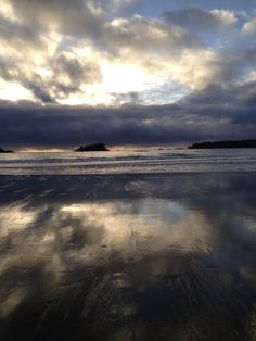Mckenzie Beach west coast Vancouver Island    I miss this light so much