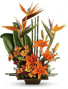 Exotic Grace - At Jacqueline's Flowers & Gifts