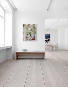 A Tour of the Exquisite Dinesen Home in Copenhagen - Einrichtungsideen Pins Scandinavian Furniture, Scandinavian Design, Nordic Design, Living Room Furniture, Modern Furniture, Furniture Ideas, Furniture Design, Decor Interior Design, Interior Decorating