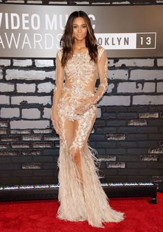 MTV VMAs 2013 Best Dressed - Best Red Carpet Dresses at the 2013 VMAs - Cosmopolitan