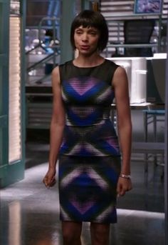 A blog dedicated to the stunning dresses Cam, aka Dr. Saroyan, wears on Bones! Screen shots for inspiration, and sometimes even finding the exact dress to buy!