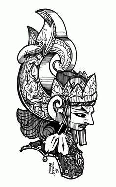30 Best Wayang Images Shadow Puppets Indonesian Art Art