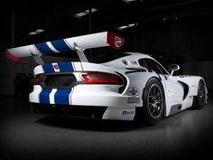 SRT Unveils Viper GT3-R Racer