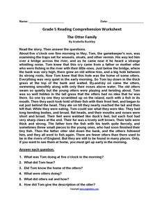 This is the first grade reading worksheets section. Most words that first grade students can understand contain one or two syllables. 4th Grade Reading Worksheets, Sixth Grade Reading, Sequencing Worksheets, Reading Comprehension Worksheets, Decimals Worksheets, Comprehension Exercises, Free Worksheets, Grammar Worksheets, Printable Worksheets