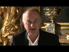 Tony Robinson of Time Team fame unlocks 4 rooms at Warwick Castle Feb 2013