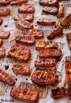 How does one get it crispy but not dried out, and flavorful without frying. These are questions that must be answered. This week I started working with one of my friends at her catering/home meal d...