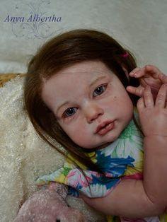 Anya's Originals  Reborns and OOAK Art  Dolls: ~ Ella Mae ~  rebon toddler doll…
