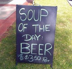 ...AWESOME!!!!!!!!!! The Aussie Gazpacho. | 47 Signs You'll Only See In Australia