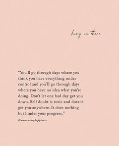 47 Ideas For Quotes Happy Thoughts Faith Self Love Quotes, Words Quotes, Quotes To Live By, Life Quotes, Qoutes, Life Is Too Short Quotes, Hang In There Quotes, Faith Quotes, Hang On Quotes