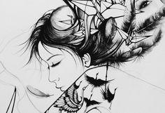 Nanami Cowdroy - my favourite artist.