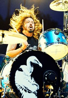 Them crooked vultures...holy Grohl!