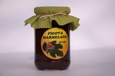 This home-made fig jam is a natural product with a high fruit content (85-90%)…