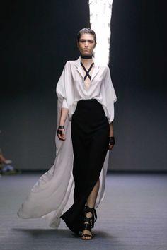 All the runway looks from Carla Zampatti: Sydney Australian Fashion Shows Spring/Summer 2014/15
