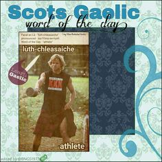 Scottish Words, Scottish Gaelic, Gaelic Words, Celtic Music, Kilts, Word Of The Day, Scotch, Ghosts, Outlander
