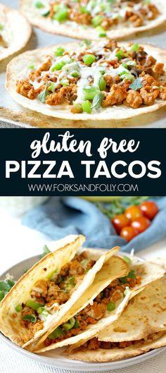 Gluten Free Pizza Ta