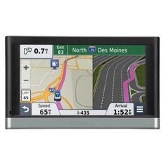 Cyber Monday 2013 Garmin Nuvi Bluetooth Portable Vehicle GPS with Lifetime Maps and Traffic Sale Deals Cyber Monday, Bluetooth, North America Map, Gps Tracking, Electronic Gifts, App, Home Security Systems, Gps Navigation, Apps