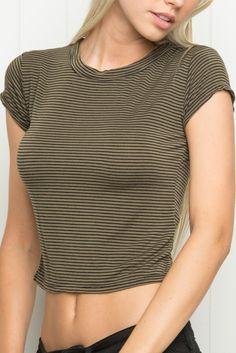 Brandy ♥ Melville | Bryn Top - Tops - Clothing