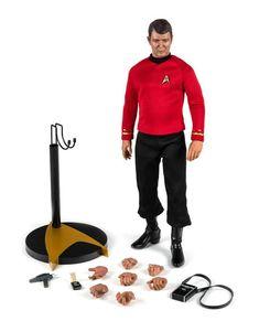 Star Trek Lt Commander Montgomery Scott Scotty Sixth Scale F Star Trek Beyond, Star Trek Tos, Star Trek Collectibles, Sideshow Collectibles, Montgomery Scott, Lt Commander, Head & Shoulders, Movie Stars, Science Fiction