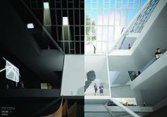 """Atelier of the Future"" Competition Results Announced"